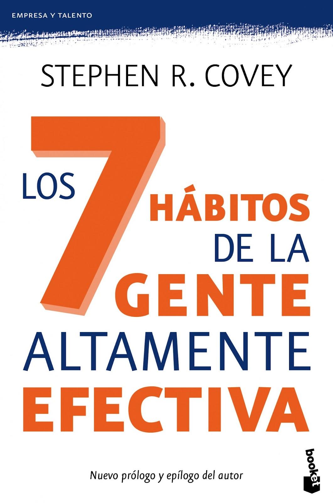 Reseña de Libros: Los 7 Hábitos de la Gente Altamente