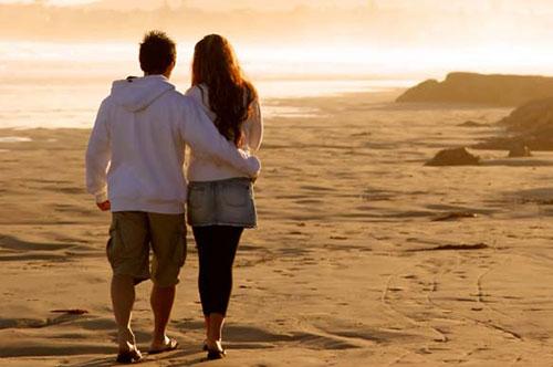 Los Hombres Caminan más Despacio cuando están Enamorados
