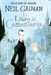 El Libro de los Cementerios de Neil Gaiman