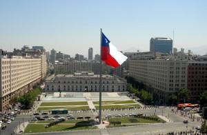 Izamiento de la Gran Bandera Nacional  en el marco del  aniversario número 84 de la institución Gendarmeria