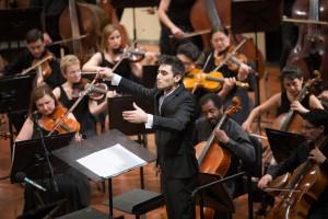 Helmuth Reichel y orquesta