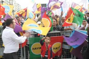 Los que dicen NO en Turquía IMAGEN