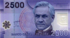 pinera billete