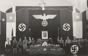 nazis en chile