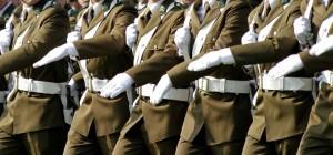 La Presidenta de la Republica asiste al octogésimo octavo aniversario de Carabineros de Chile.