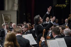 Filarmónica Viena (Dudamel)