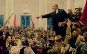 Lenin-revolución-rusa