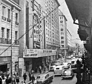 Viejo Cine SANTIAGO